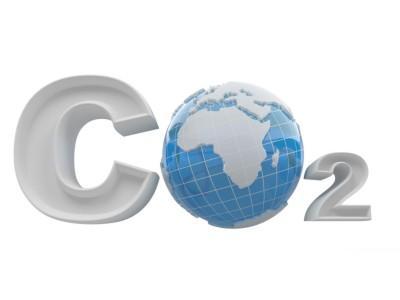 CO2 molecule picture